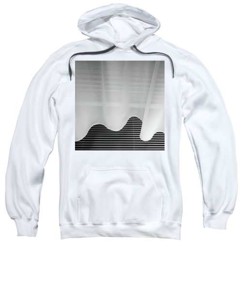 Sweatshirt featuring the photograph Room 515 by Eric Lake