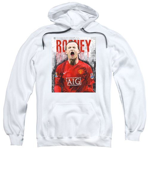 Rooney Sweatshirt by Jeff Gomez