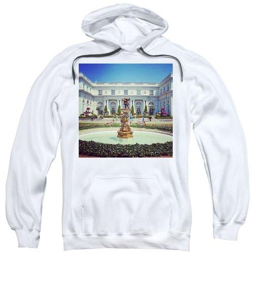 A Luxurious Afternoon  Sweatshirt