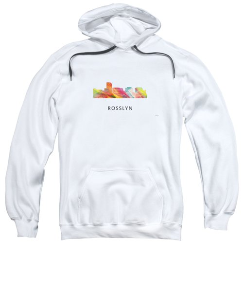 Rosslyn Virginia Skyline Sweatshirt