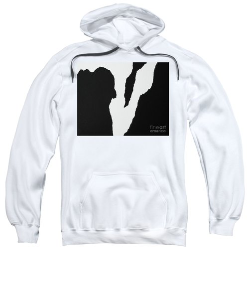 Rough V Sweatshirt