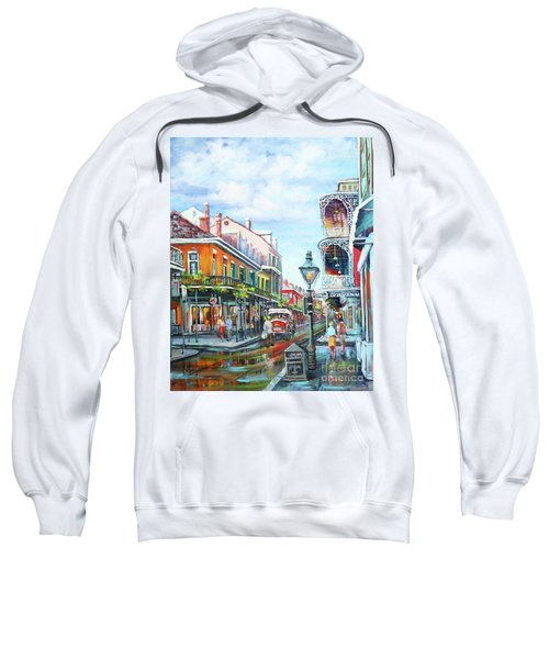 Royal Balconies Sweatshirt