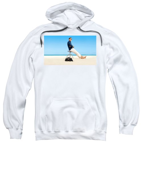 Royal Pains Sweatshirt
