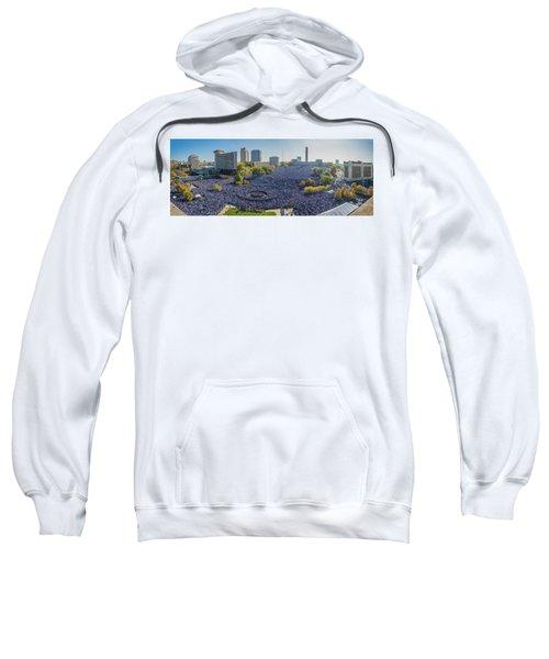Royals World Series Rally Crowd Sweatshirt