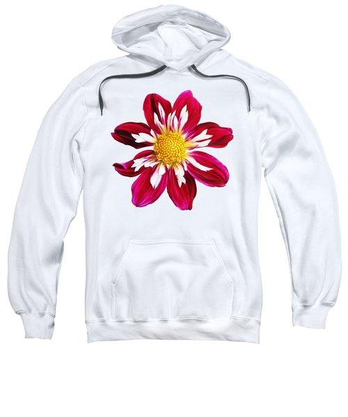 Ruby Glow Sweatshirt