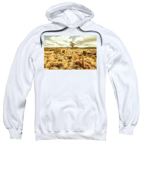 Rugged Australian Pastures Sweatshirt