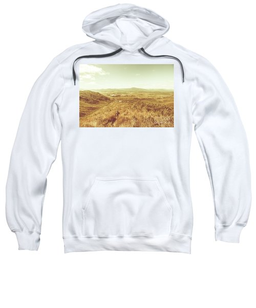 Rugged Bushland View Sweatshirt