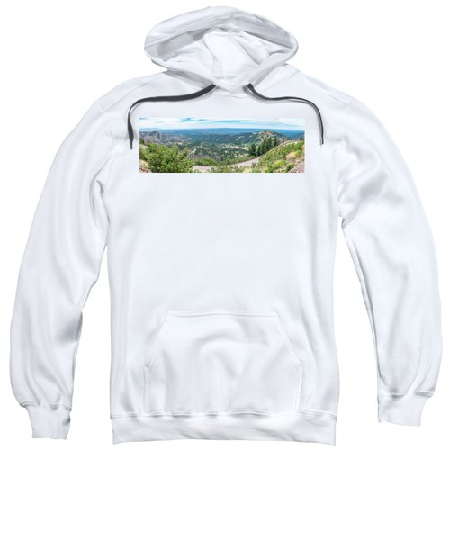 Ruidoso, Nm Panoramic Sweatshirt