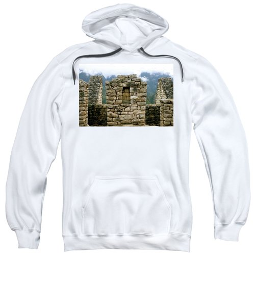 Ruins In A Lost City Sweatshirt