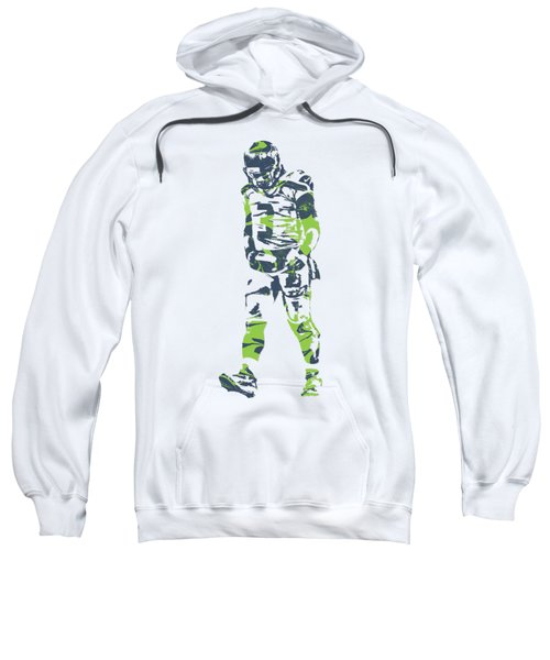 Russell Wilson Seattle Seahawks Pixel Art T Shirt 1 Sweatshirt