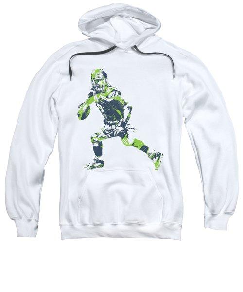 Russell Wilson Seattle Seahawks Pixel Art T Shirt 3 Sweatshirt