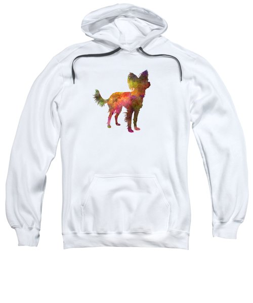 Russian Toy 02 In Watercolor Sweatshirt