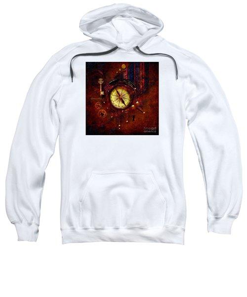 Rusty Time Machine Sweatshirt