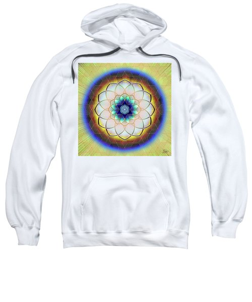 Sacred Geometry 723 Sweatshirt