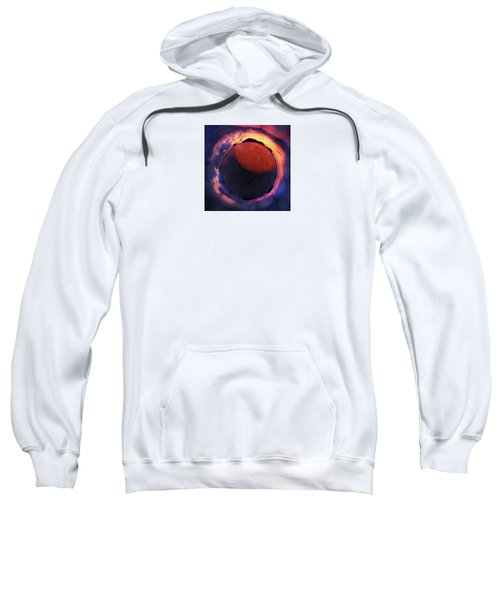 Sacred Planet - Sunset - New Zealand Sweatshirt