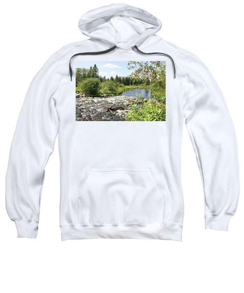 Saginas Lake Sweatshirt