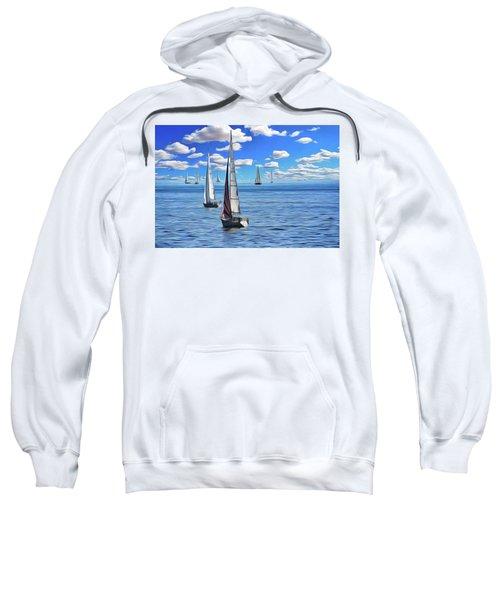 Sail Day Sweatshirt