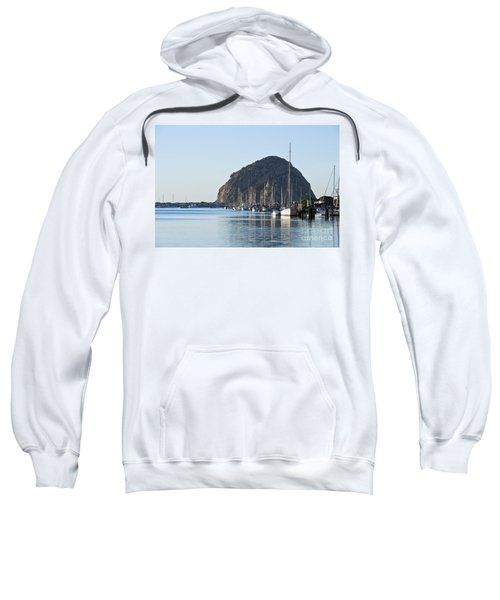 Sailboats In Morro Bay Sweatshirt