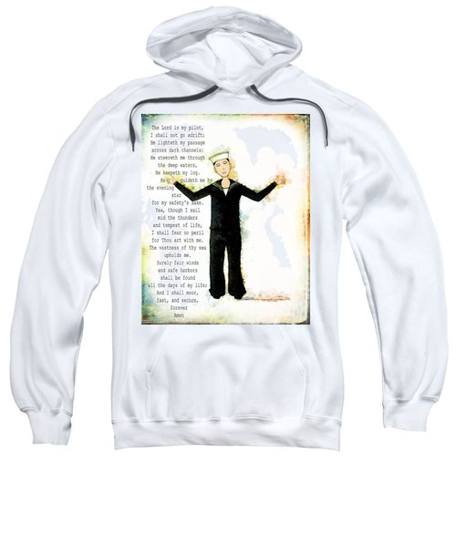 Sailor's Prayer Sweatshirt