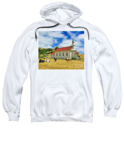 St. Mary's Visitors Sweatshirt