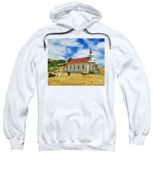 St. Mary's Visitors Sweatshirt
