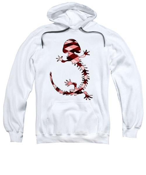 Salamander Skeleton Sweatshirt