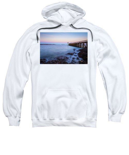 Salem Willows Sunset Sweatshirt