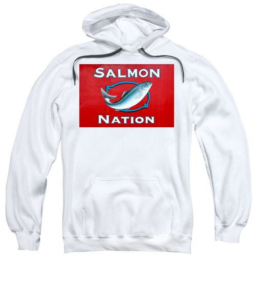 Salmon Nation Sweatshirt