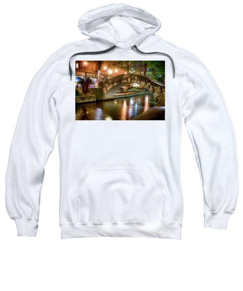 San Antonio River Walk V1 Sweatshirt