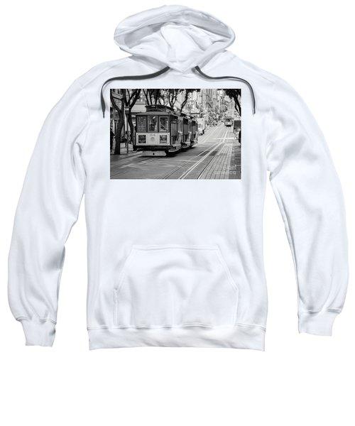 San Francisco Cable Cars Sweatshirt