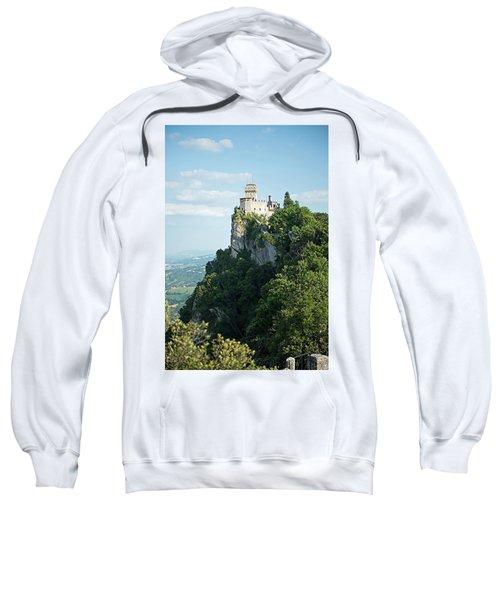 San Marino - Guaita Castle Fortress Sweatshirt