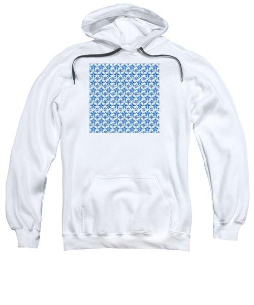 Sand Dollar Delight Pattern 1 Sweatshirt