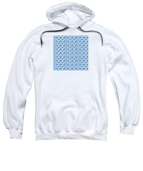 Sand Dollar Delight Pattern 2 Sweatshirt