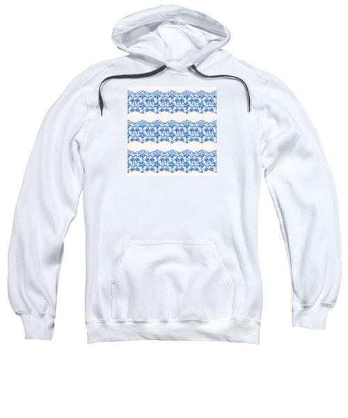Sand Dollar Delight Pattern 4 Sweatshirt