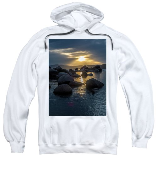 Sand Harbor Light Sweatshirt