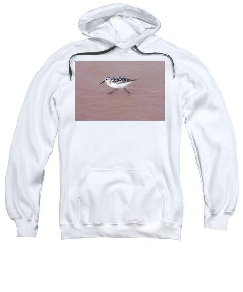 Sanderling On The Run Sweatshirt