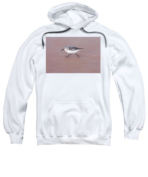 Sanderling On The Run Sweatshirt