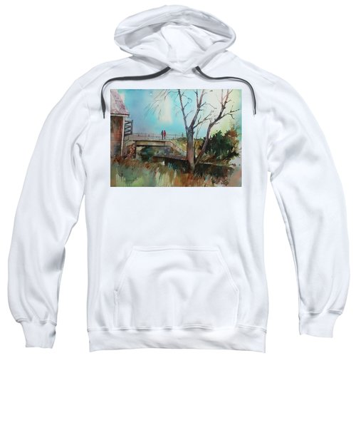 Sara's View Of The Jones River Sweatshirt