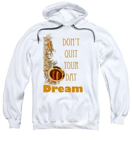 Saxophone Fine Art Photographs Art Prints 5019.02 Sweatshirt by M K  Miller