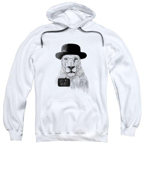Say My Name Sweatshirt