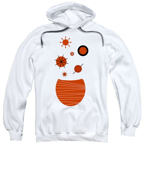 Scandinavian Floral Sweatshirt