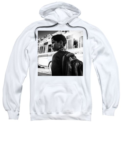 School Boy Sweatshirt