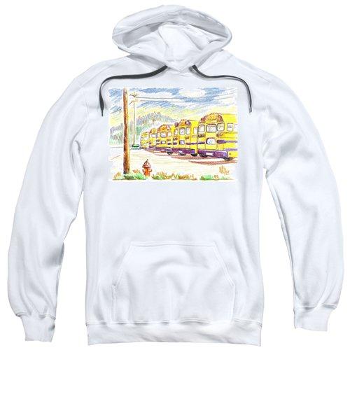 School Bussiness Sweatshirt