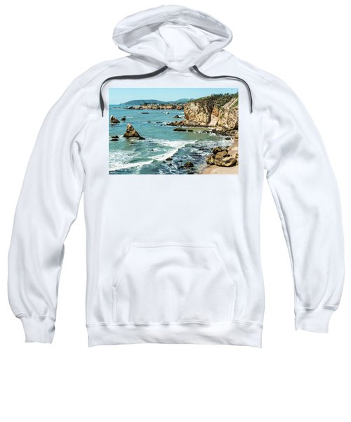 Sea And Cliffs Sweatshirt
