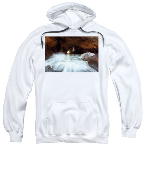 Sea Cave Sweatshirt