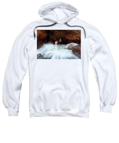 Sea Cave Sweatshirt