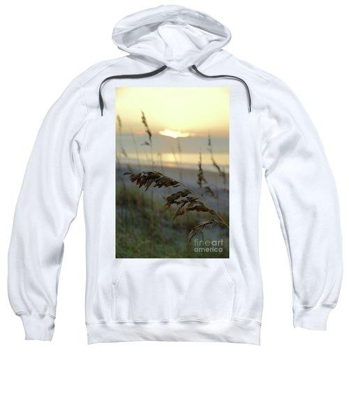 Sea Oats At Sunrise Sweatshirt