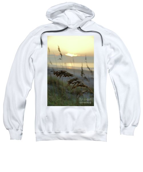 Sea Oats At Sunrise Sweatshirt