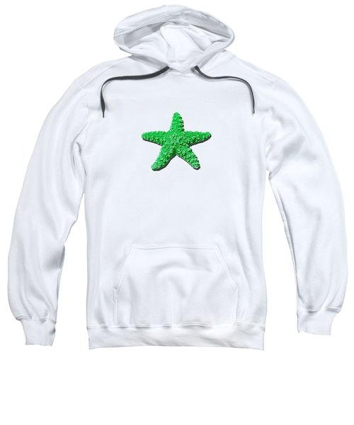 Sea Star Green .png Sweatshirt