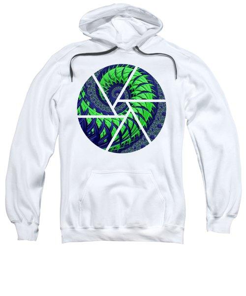 Seahawks Spiral Sweatshirt